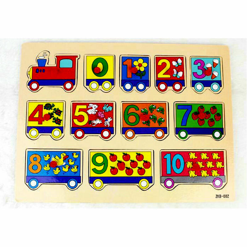 NºEnvío libre figura digital rompecabezas juguetes educativos ...