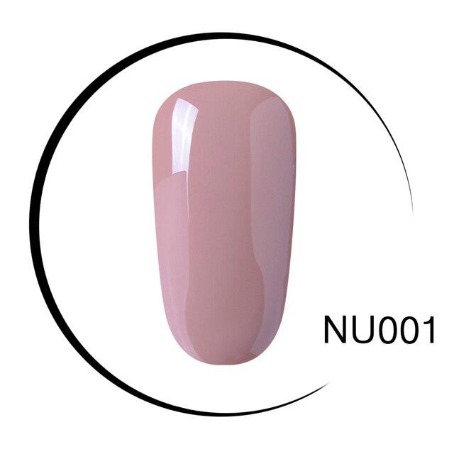 Elite99 Gel Lack Tränken Weg Vom UV LED Gel Nagellack Basis Mantel Nail art Hybrid Gel Lack Glück Nagel Farbe gel