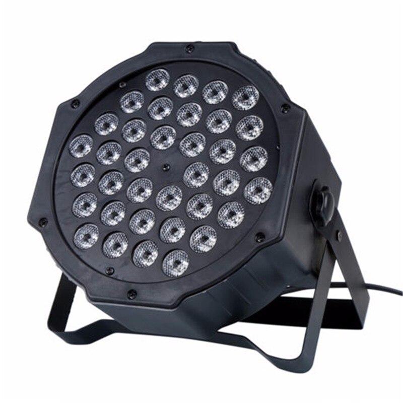 100% Brand New Professional 36 Leds Uv Led Stage Light Effect Disco Dj Bar Effect Up Lighting Show Dmx Strobe For Party Ktv