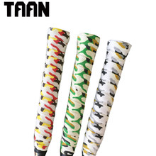 TAAN 30pcs/lot 0.65mm Tacky Sweatband Camouflage Tennis Racket Over Grip Sweat Badminton Racket Grips for Sport Training Grip(China)
