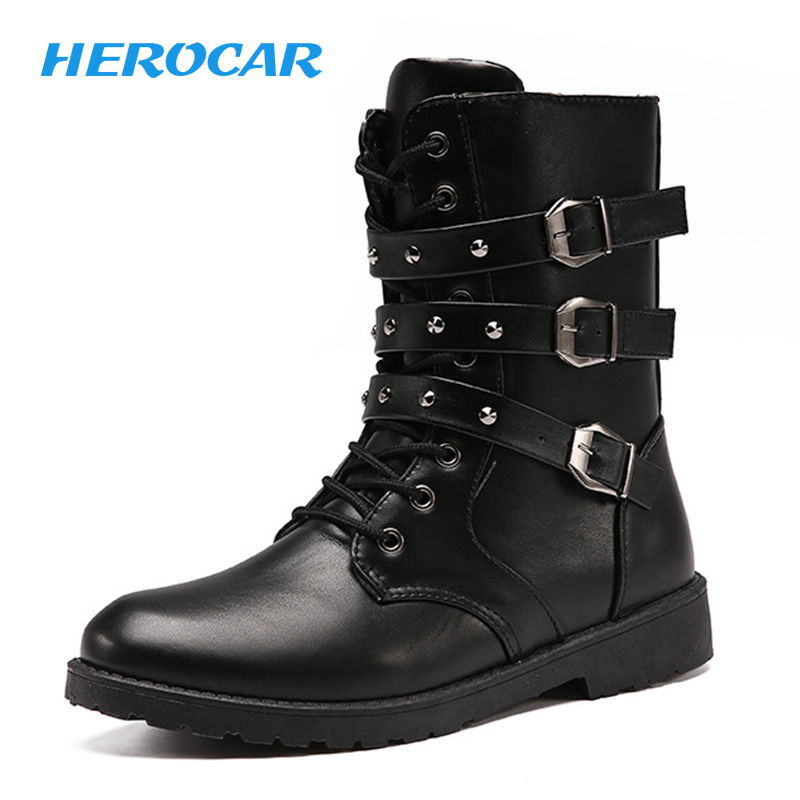 2019 New Leather Motorcycle Boots Motorcycle Shoes Motorcycle Riding Boots Motocross Off Road Shoes Motorcycle Riding