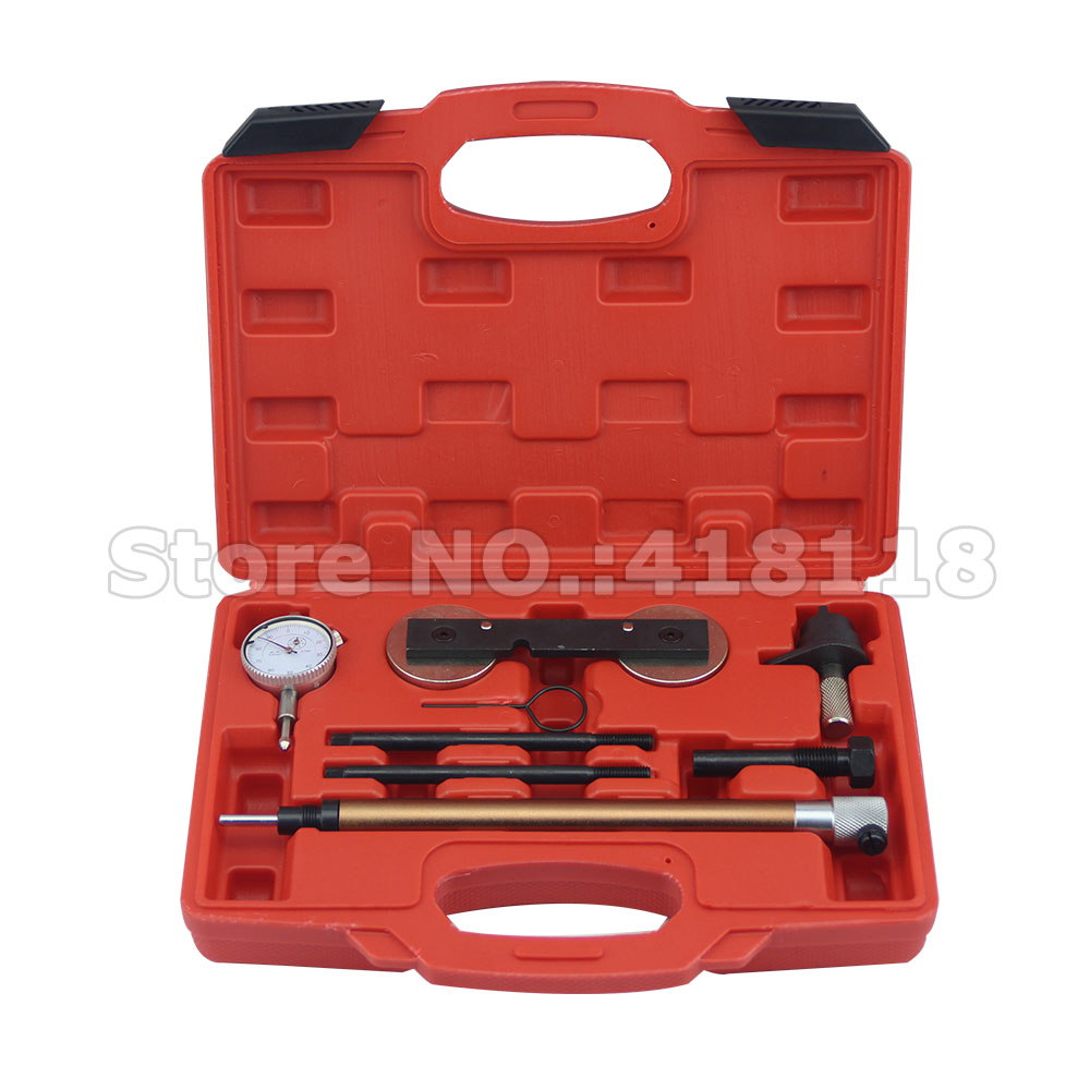 High quality T10171A Engine Timing Tool For VW AUDI 1.4/1.6FSi 1.4 TSi 1.2TFSi/FSi Inc Dial Gauge Tdc + Locking Tools