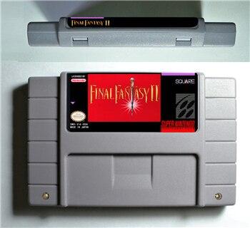 Final Fantasy II 2-RPG Spiel Batterie Sparen Sie UNS Version