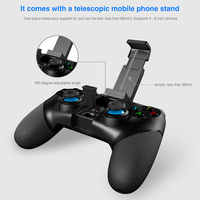 computer cell phone iPega USB Joystick Trigger Controller For iPhone Android Cell Phone Pubg Mobile Computer PC Game Pad Gamepad Fre Free Fire Pabg (5)