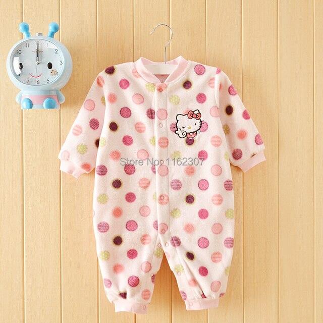 4617cd3b46bc9 Envío de la alta calidad de espesor mamelucos del bebé recién nacido modernos  bebé ropa caliente