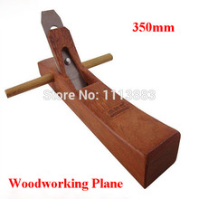 350mm Woodworking Hand Plane Carpenter DIY Tools Of Fist Class Rose Wood