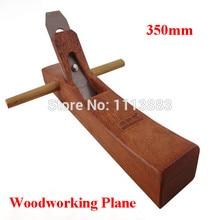 350mm Woodworking Hand Plane Carpenter Plane DIY Woodworking Tools Of Fist Class Rose Wood цены