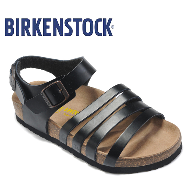 2018 New Arrival Birkenstock Flip Flops On Beach Slides Party Shoes Summer Fashion Sandals Women Uni