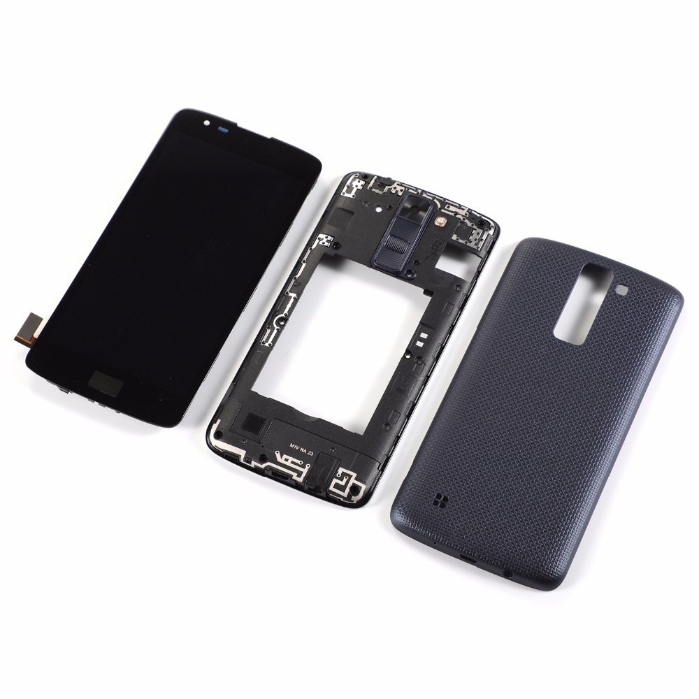 Original For LG K8 LTE K350 K350N K350E K350DS LCD Display Touch Screen+Housing Frame Battery Back Cover free shippingOriginal For LG K8 LTE K350 K350N K350E K350DS LCD Display Touch Screen+Housing Frame Battery Back Cover free shipping