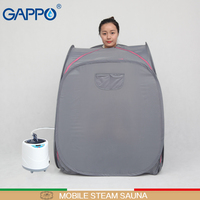 GAPPO Steam Sauna Beneficial skin sauna suits for weight loss Home Sauna Rooms bath indoor SPA box with sauna bag
