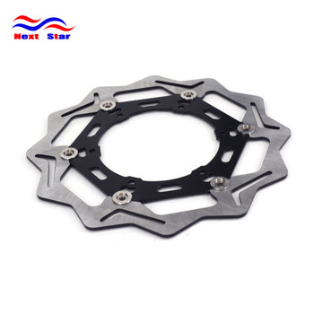 270 Front Floating Brake Disc Rotor For SUZUKI YAMAHA WR250 YZF250 WRF250 RM125 RM250 DRZ250 DRZ400S Motorcycle Dirt Bike
