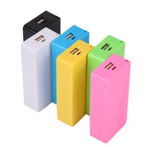 Power Bank 2x18650 Battery Cas