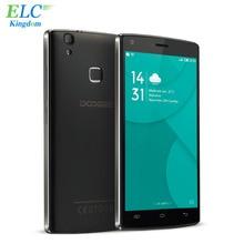 Original doogee x5 max 3g teléfono móvil 5.0 pulgadas 1280×720 Android 6.0 MTK6580 Quad A Core 1 GB + 8 GB Dual SIM 4000 mAh Huella Digital ID