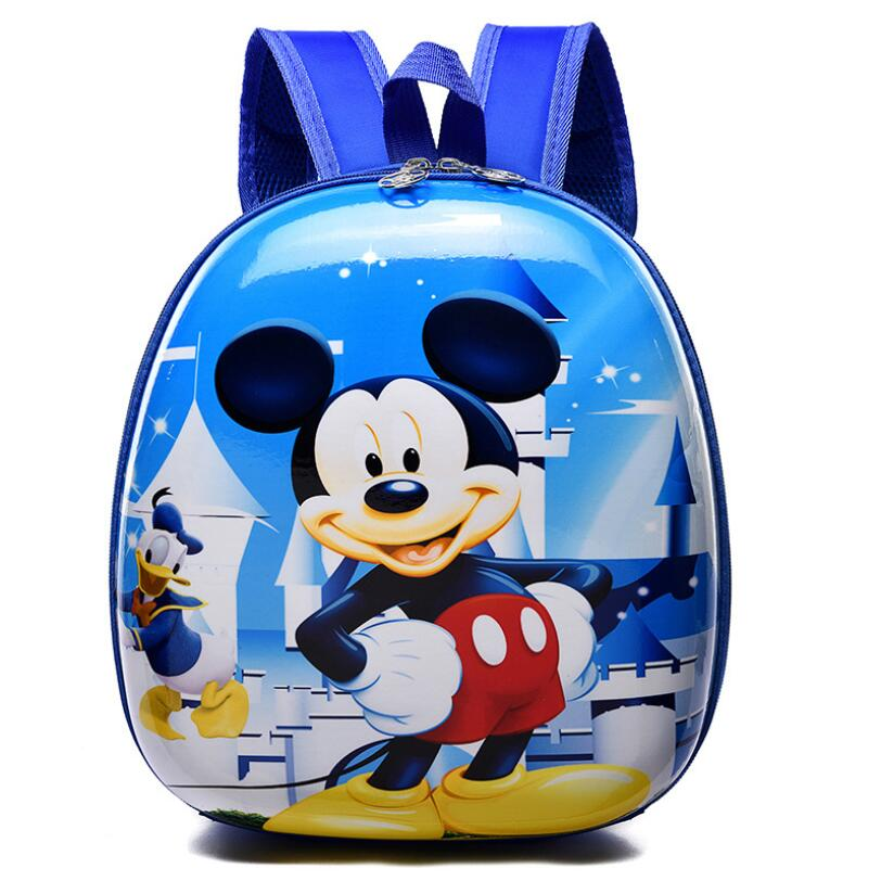 Girls Snow Queen School Bags Nylon Orthopedic Princess Elsa Backpacks for Primary Students Children Kids Sofia Schoolbags|School Bags| |  - title=