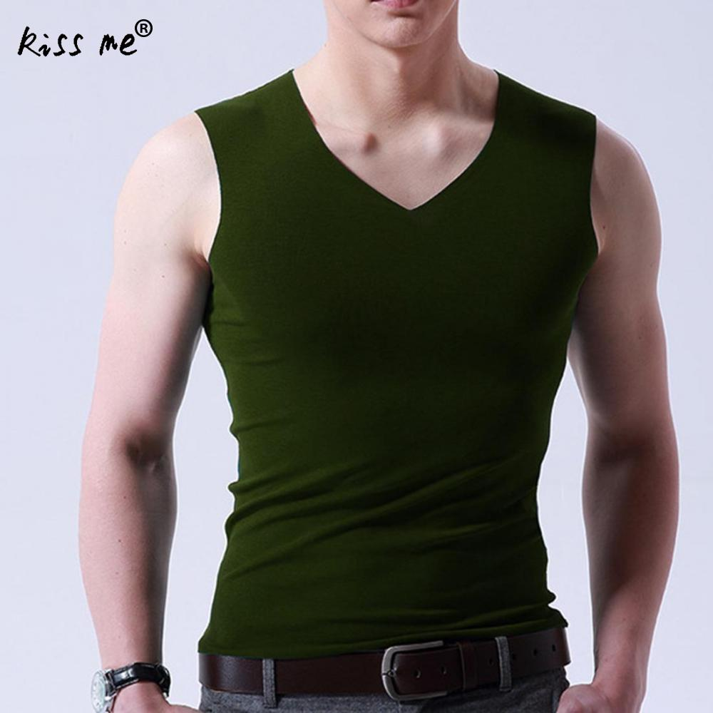 2018 New sleeveless Tank Top MenS Summer Clothing Robust Body Slimming Cotton Undershirt Shapper Vest ManS Muscle Tank Tops
