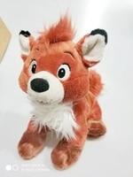 Premium Plush Fox and the Hound Tod and Copper Plush Toys 30cm Fox Plush Toys
