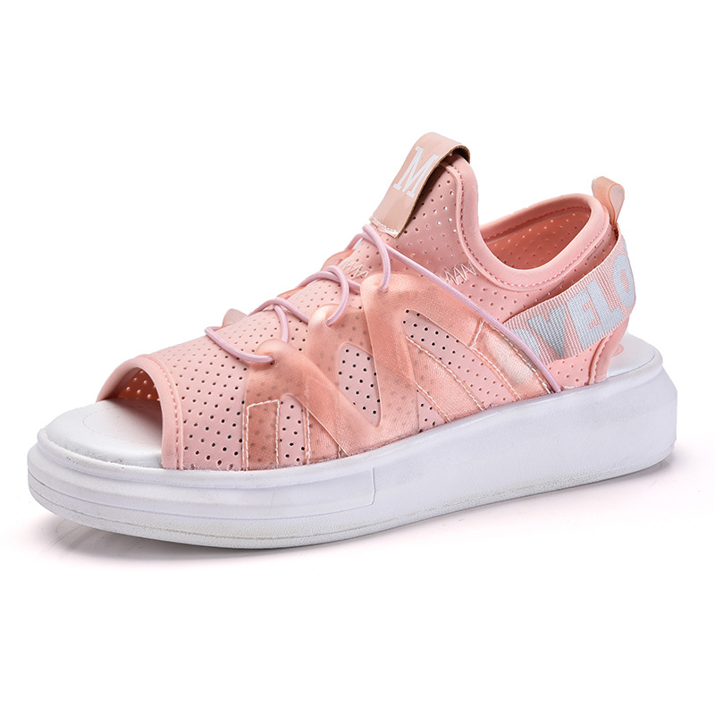 Women Open Toe Tennis Shoes