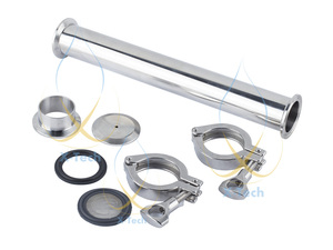 Image 3 - 90g BHO Extractor kit,  Open blast Extractor. stainless steel 304.