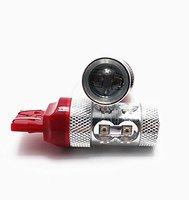 2 Pcs Canbus CREE Chips de 50 W Duplo Filamento Lâmpadas LED T20 7443 W21/5 W W3X16Q Caminhão Do Carro de Parada Lâmpada 12 V 24 V Vermelho para Luz de Freio Do Carro