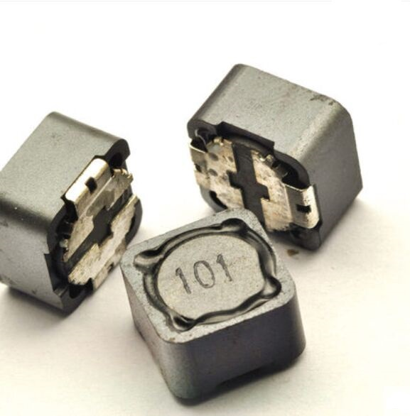 10pcs/lot 12*12*7 100UH SMT SMD Patch Shielding Power Inductors M76 101 Electronic Components Free Shipping Russiaping Russia