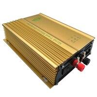 500 Вт Сетка галстук инвертор высокая эффективность для солнечной панели VOC 55 В ~ 90 в Совместимость 48 В батарея или контроллер чистая синусоид