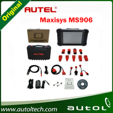 Best Quality ORIGINAL scan tool MS906 autel maxidas ds708 car scanner diagnostic tool Autel Maxisys MS 906 Update Online by Wifi