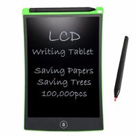 NEWYES Ultra Thin 8 5 Inch Digital Tablets LCD Writing Pad EWriter Tablet Electronic Drawing Good