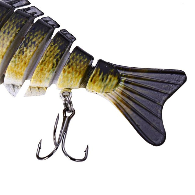 Flexible Fishing Lure