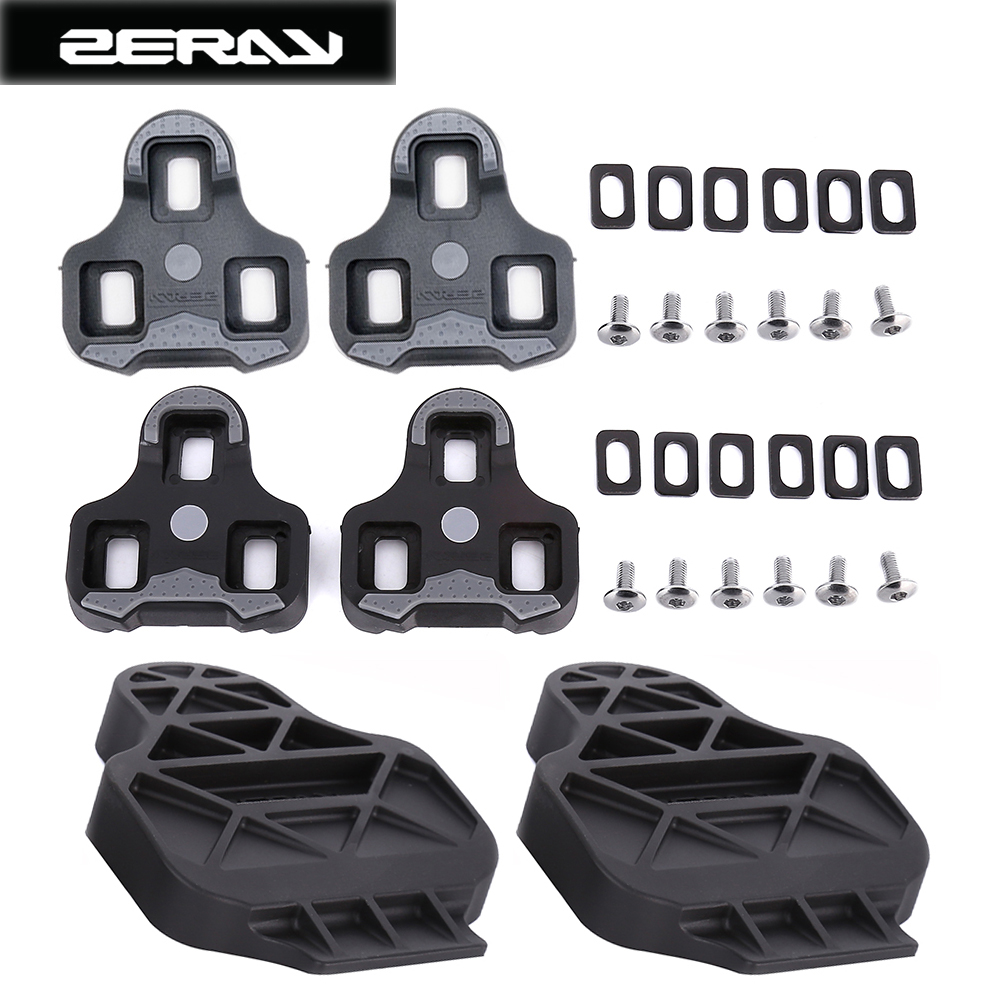 1782f7a4b LOOK KÉO COVER Anti-Slip Pedal Cleat for Road Bike Bicycle Cycling Bicycle  Components   Parts Pedals Black