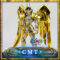Instock Saire MetalClub EX Soul Of God SOG Capricorn Shura Seiya Metal Armor God Cloth Ex