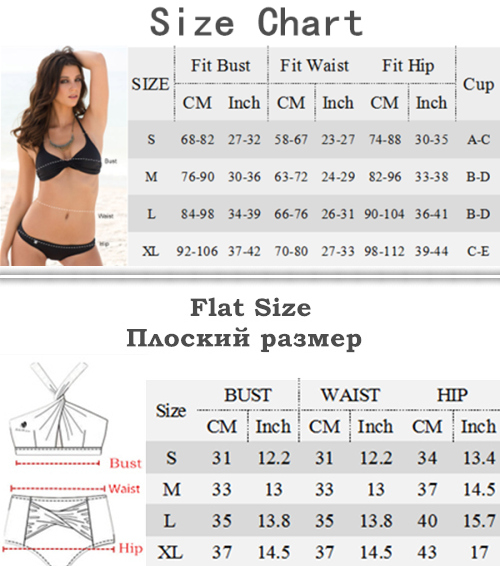 2017 Women Strapless Bikini Reversible Neon Color Swimsuit High Waist Cross Straps Biquini Sexy Hollow Out Swimwear