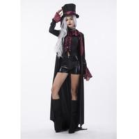 SESERIA Gothique Vampire Costume Sexy Vampire Costume Femmes Mascarade Halloween Party Cosplay Costume
