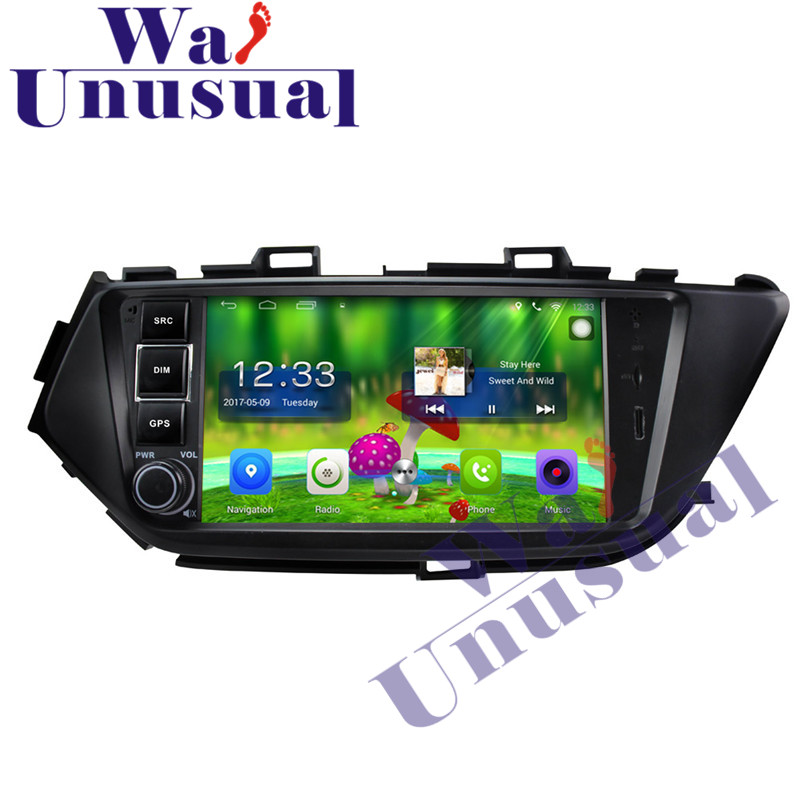8 Inch Quad Core Android 6.0 Auto GPS Navigation Radio Player For Nissan Bluebird 2015 with GPS BT WIFI 3G HD 1024*600 FreeMaps