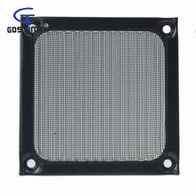 1 Piece 80mm Case Fan Dustproof Dust Filter Mesh Strainer for PC CPU Computer Chassis 120mm metal fan dustproof filter stainless mesh for pc cpu computer chassis 12cm fan dustproof