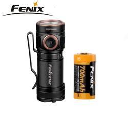 Fenix E18r Магнитная поглощение зарядки фонарик Портативный 123A фонарик 750 люмен ace