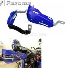 Pazoma Универсальный мотоциклетный внедорожник ATV Supermoto 7/8 дюйма 22 мм, синяя защита для рук, защита для Suzuki GSXR1000 B KINGhand guards handguardguard handguardhand guard  АлиЭкспресс