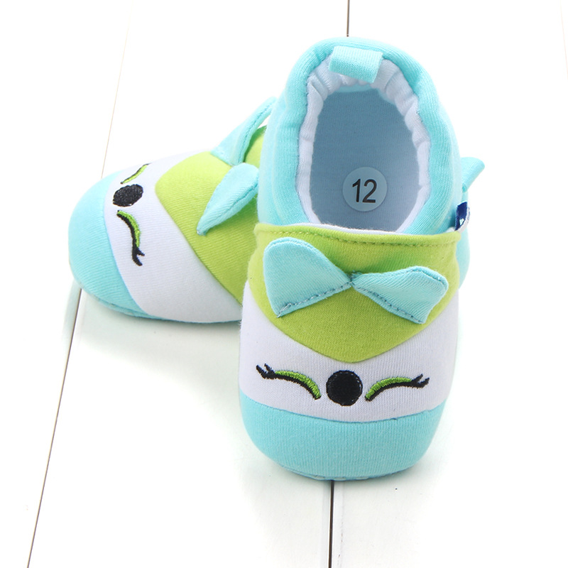 First Walkers Baby Shoes Cotton Anti-slip Booties Baby Girl Boy Shoes Animal Cartoon Newborn Slippers Footwear Booties Kids Gifts (37)