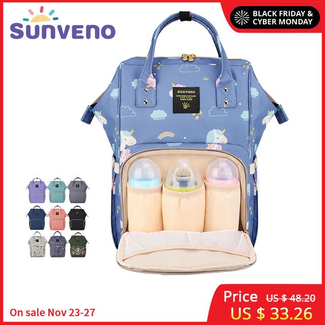 Mummy Maternity Diaper Bag Large Nursing Bag Travel Backpack