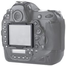 Japanese Optical Glass LCD Display Protector Cowl for NIKON D4 D4S Digicam DSLR