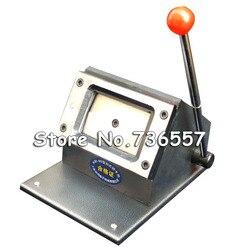 Fabrik Maßgeschneiderte Jede Größe Jede Form Schwere Stanze für Schneiden Papier Pvc-karte Cutter Foto Stanze