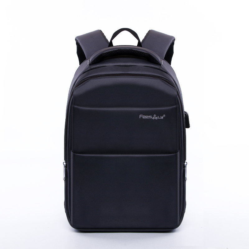 Feesly New Arrival Business Backpack Youth School Travel Bags Air Cushion Belt Backpacks Suitable For Trolley Case Laptop Bag new gravity falls backpack casual backpacks teenagers school bag men women s student school bags travel shoulder bag laptop bags