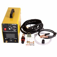 US Local Shipping New Arrival Inverter Air Plasma Cutter Welder Pressure Gauge
