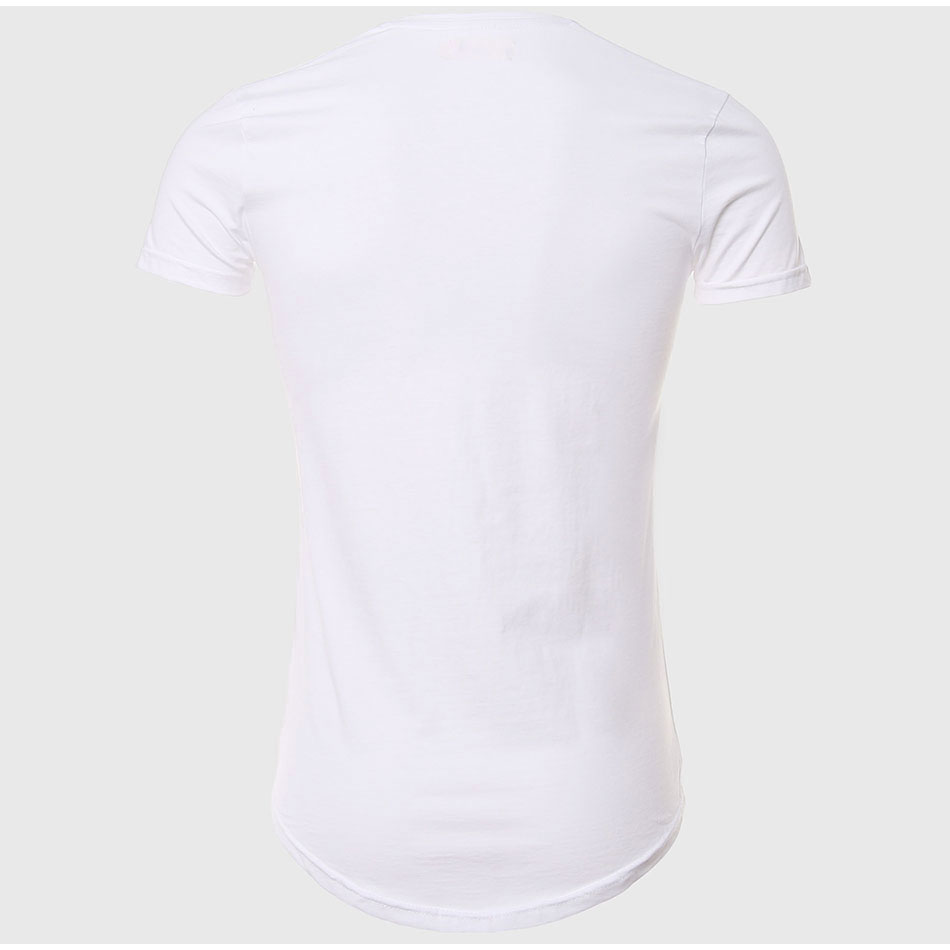 21 Colors Deep V Neck T-Shirt Men Fashion Compression Short Sleeve T Shirt Male Muscle Fitness Tight Summer Top Tees 8