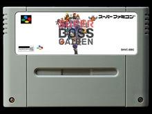 Cartões de jogo: super boss gaiden (versão ntsc japonesa!)