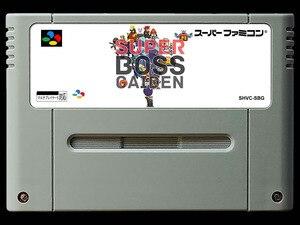 Image 1 - כרטיסי משחק: סופר בוס GAIDEN (יפני NTSC גרסה!!)