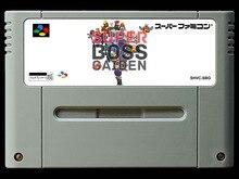 게임 카드: super boss gaiden (일본 ntsc 버전!!)