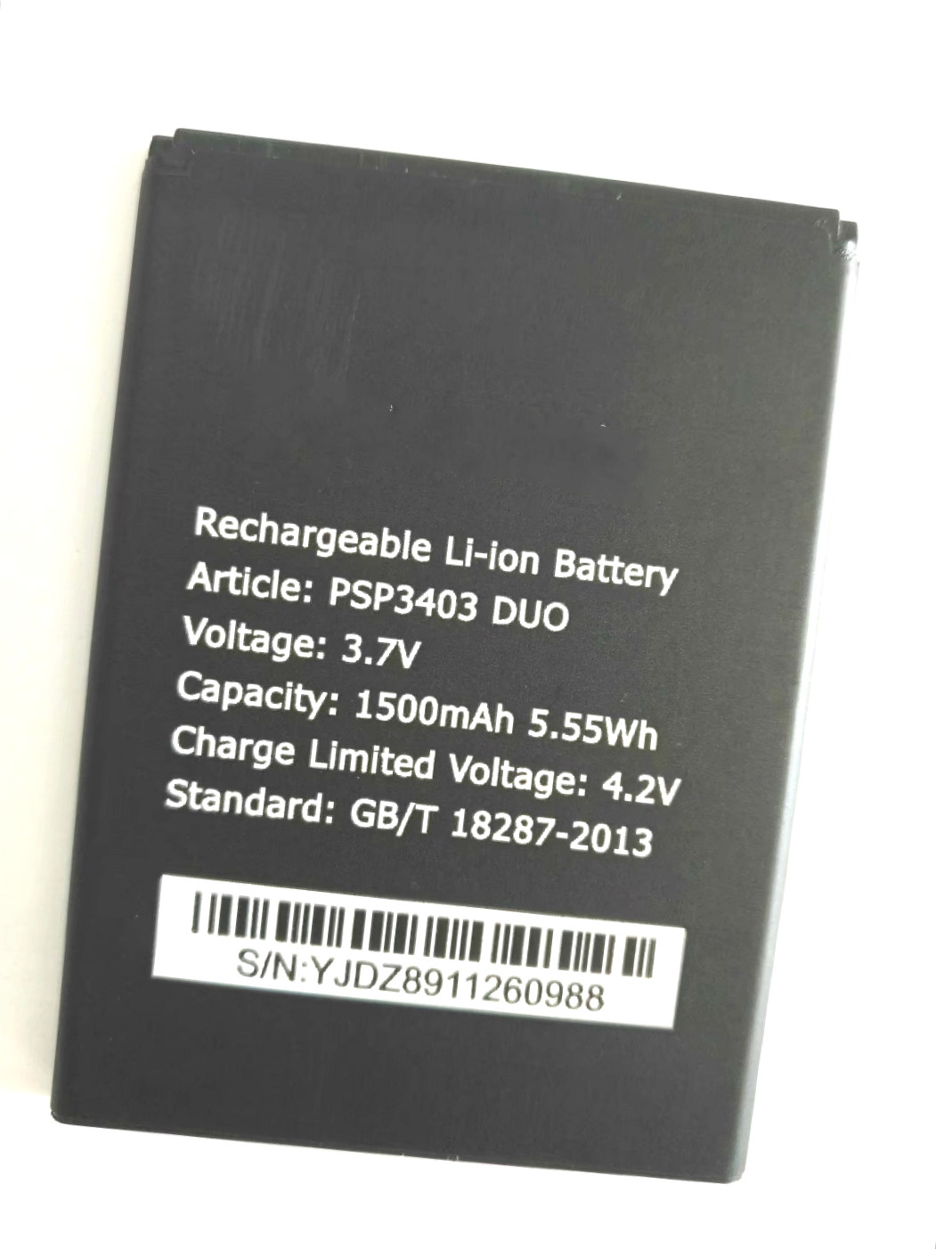 Amiable Westrock 1500mah Psp3403 Duo Battery For Prestigio Psp3403 Wize L3 Cell Phone Fashionable And Attractive Packages Tablet Accessories Computer & Office