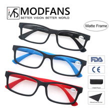 Unisex Men's Reading Glasses for Woman Rubber Comfy Touch Ul