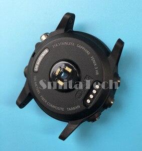 Image 5 - ل Garmin Fenix 3/HR شاشة LCD والزجاج مع الإطار ساعة بـ GPS الياقوت متعددة الرياضة التدريب ساعة الغطاء الخلفي قضية إصلاح جزء