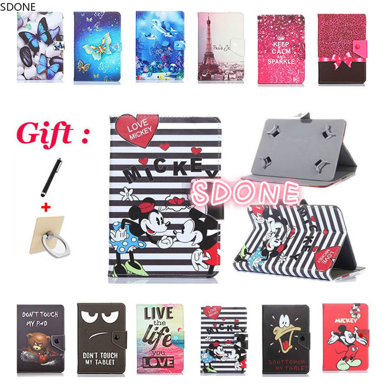 Universal 10 Inch Case Cover For VOYO Q101 4G / I8 10.1inch 10.1